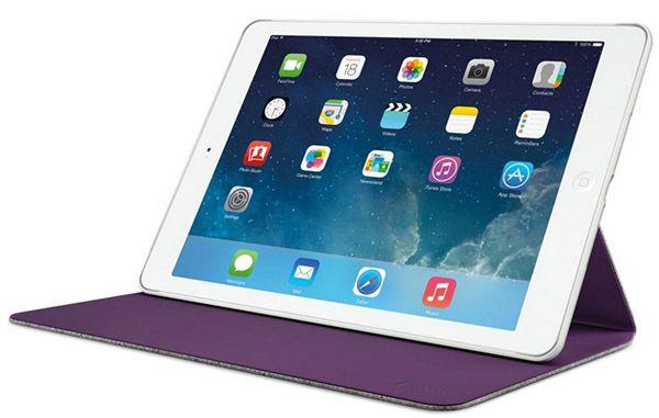 Logitech Hinge iPad Air Tasche für 11,11€ (statt 35€)