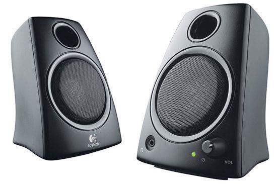 Logitech Z130 2.0 Stereo Speaker für 12€ (statt 24€)   Demoware!