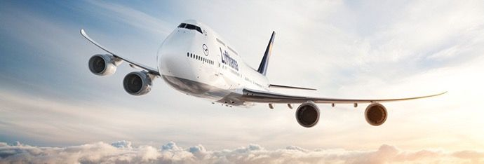 Lufthansa Gutschein 20€ Gutschein für Lufthansa Buchung bis Mitternacht