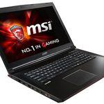 MSI GP72-2QEi781FD Gaming-Notebook mit 2GB GTX 950M für 729€ (statt 899€)