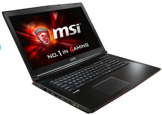MSI GP72-2QEi781FD