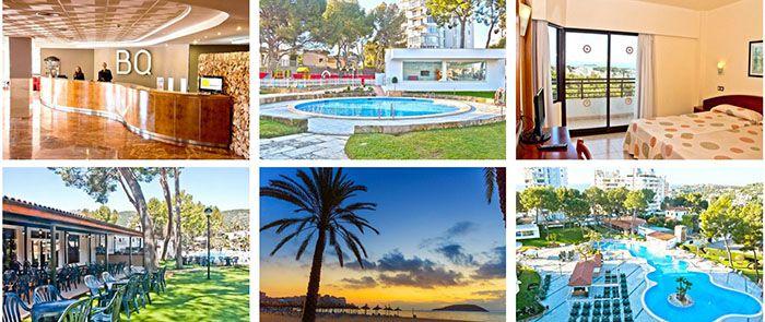 8 Tage Mallorca im 3* Hotel mit All Inc. + Flügen + Transfer ab 299€p.P.