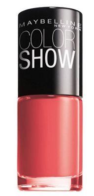 Maybelline New York Color 3er Pack Maybelline New York Color Show Nagellack für 1,38€