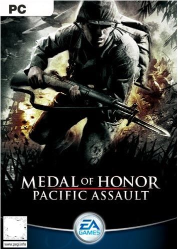 Medal of Hounor Kostenlos: Medal of Honor: Pacific Assault PC USK18 Game bei Origin