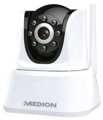 Medion E89269 Medion E89269 Netzwerk IP Überwachungskamera für 39,99€ (statt 50€)