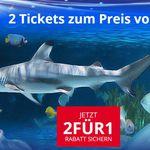 Merlin 2 für 1 Ticket zum ausdrucken – Legoland, Sea Life, Madame Tussauds, Heidepark