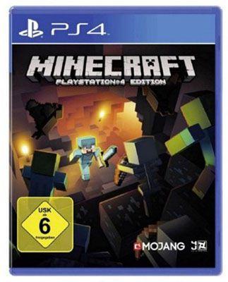Minecraft (PS4 Edition) für 3,99€ (statt 22€)