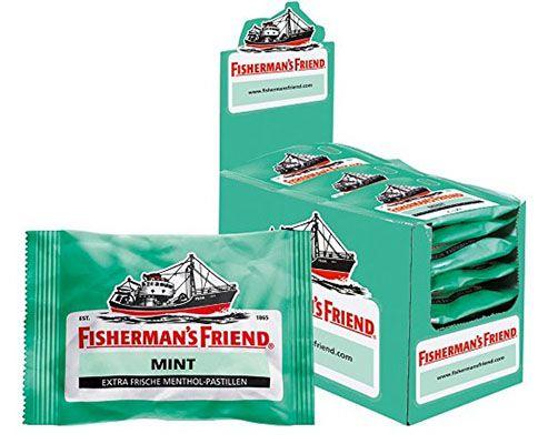 24er Pack Fishermans Friend Mint mit Zucker ab 12,22€ (statt 23€)