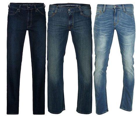 Mustang Oregon Tramper Herren Jeans für 32,99€