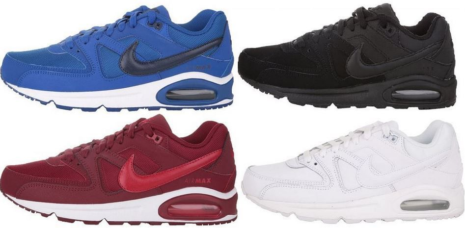 NIKE AIR MAX Nike Air Command Unisex Sneaker   bis Größe 49,5 für 99,95€