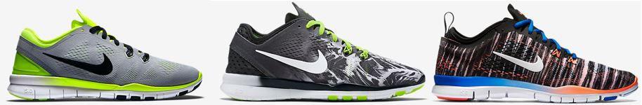 Nike   40% Rabatt auf ausgewählte Damen Trainingsschuhe