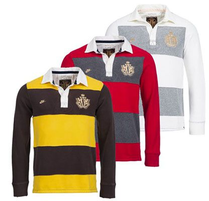 Nike Rugby Sweatshirts für je 14,99€
