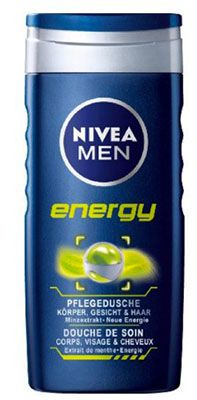 4er Pack Nivea Men Energy Pflegedusche Duschgel ab 4,79€