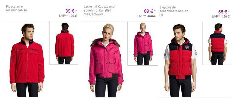 Geographical Norway   Damen und Herren Polos, Winter   Jacken günstig