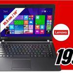 Lenovo Ideapad 100-14 – 14 Zoll Einsteiger Notebook für nur 199€