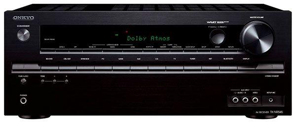 Onkyo TX NR545 7.2 Netzwerk 4K AV Receiver für 279€ (statt 314€)