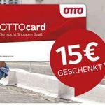 Tipp! Otto 15€ Gutschein für Lau?