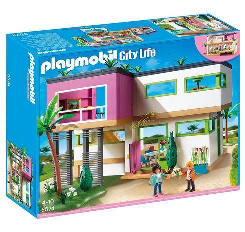 PLAYMOBIL 5574   Moderne Luxusvilla für 49,24€ (statt 80€)