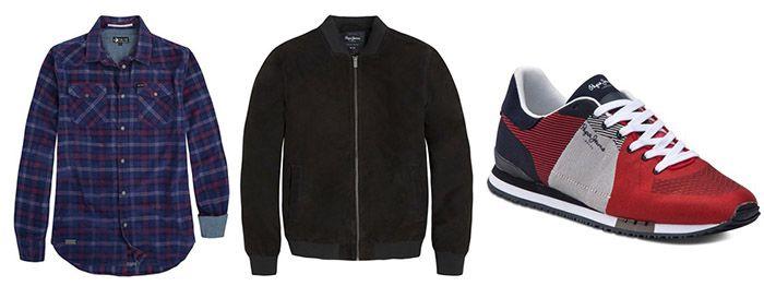 Pepe Jeans Sale Pepe Jeans Sale mit bis zu 60% + VSK frei   Hosen, Röcke, Hemden, Pullover etc.