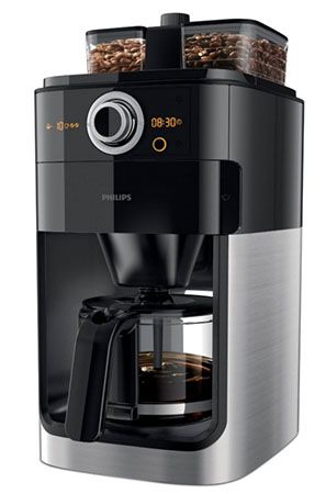 Philips HD7766 Philips HD7766/00 Filterkaffeemaschine für 149€ (statt 167€)