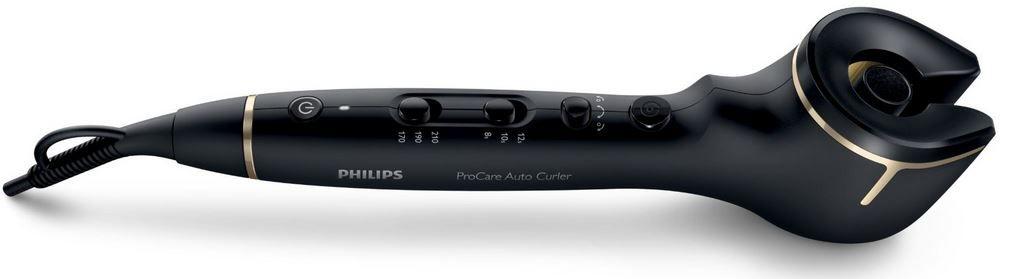 PHILIPS HPS940 ProCare Auto Curler   Lockenstab Titan Keramik (B Ware) für 49,90€