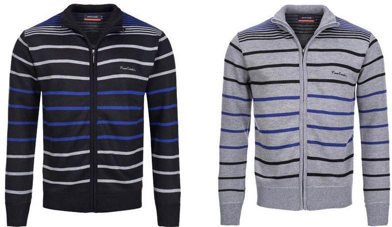 Pierre Cardin Jacke Pierre Cardin Herren Sweatjacke mit Zipper für je 14,99€