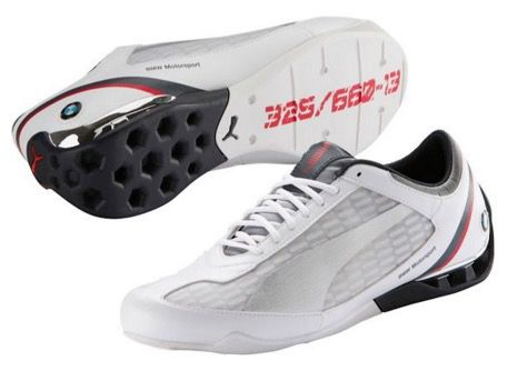 Puma BMW Power Race Puma BMW Power Race Sneaker für 35,95€ (statt 99€)