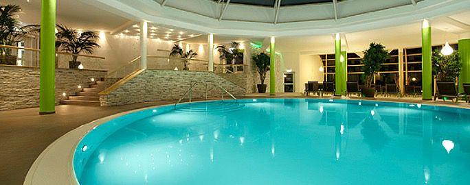 2   4 ÜN in Bad Griesbach (Bayern) im 4* Hotel mit Halbpension + Wellness ab 158€ p.P.