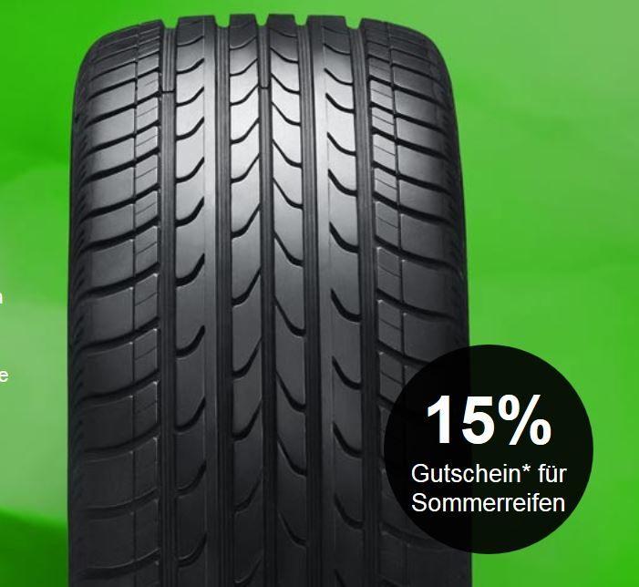 15% Rabatt auf Sommerreifen   dank 30 Tage kostenlosem eBay Plus