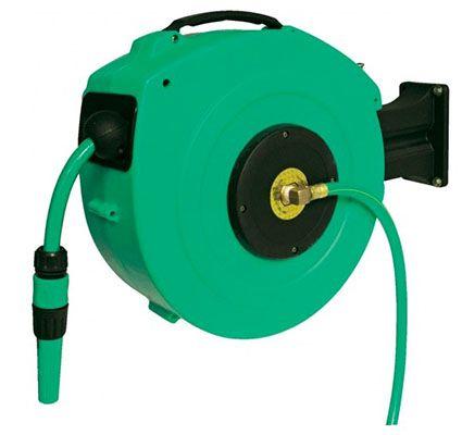 Schwabe Automatik Wasserschlauch Trommel + 20m Schlauch für 54,94€ (statt 65€)