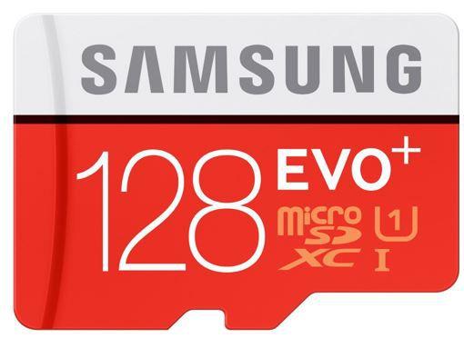 Geht noch! Samsung MicroSDXC EVO Plus   128GB  Speicherkarte für 29€ (statt 37€)