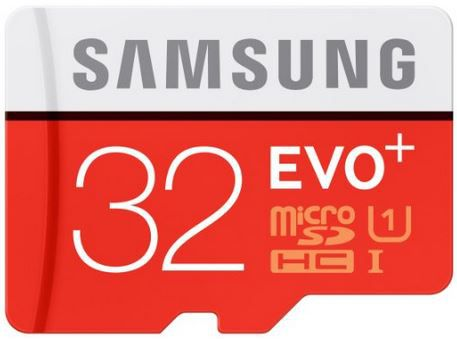 Samsung EVO+ Samsung MicroSDHC 32GB EVO Plus UHS I Grade 1 Class 10 mit 32GB ab 8,99€