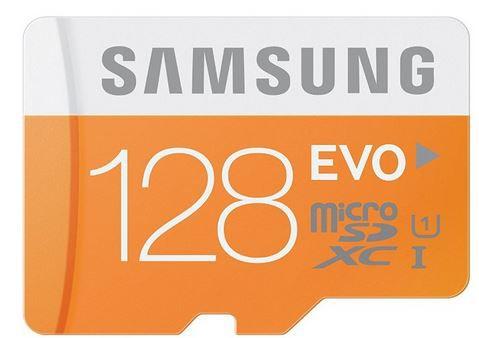 Samsung Evo 128GB Samsung EVO   128GB MicroSDXC Speicherkarte für 33€ in der Media Markt Tiefpreisspätschicht!