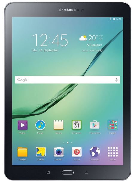 Samsung Galaxy Tab S2 9.7 LTE + 3GB LTE Telekom für eff. 22,11€ mtl.