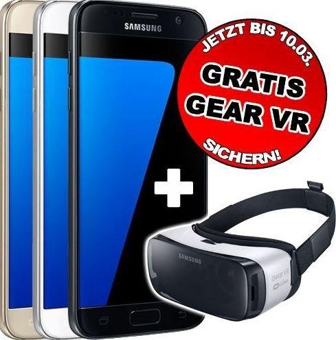 Samsung S7 VR Brille