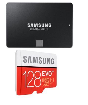 Samsung Speicherangbeot