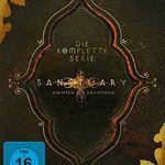 Sanctuary – Die komplette Serie auf Blu-ray für 42,97€ (statt 70€)