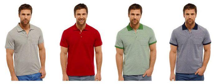 Schiesser Poloshirts für je 11,96€ (statt 22€)   3 für 30,48€!