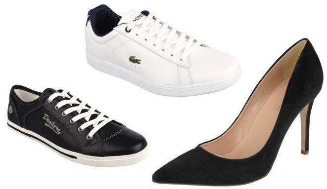 Schuh Rabatt Sale 20% Rabatt auf alle Damen  und Herrenschuhe in den Galeria Kaufhof Mondschein Angeboten