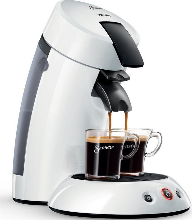 Senseo Original Philips Senseo HD 7817/65 Original Kaffeepadmschine für 46€ (statt 64€)