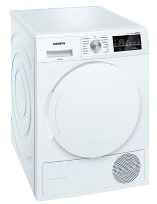 Siemens WT43W460 Siemens WT43W460 Kondensationstrockner für 475€ (statt 573€)