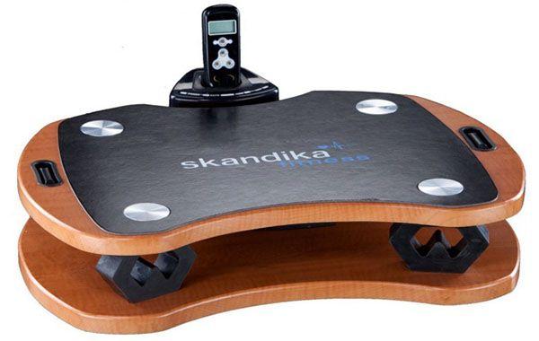 Skandika Fitness Home 300 Vibrationsplatte für 137,95€ (statt 175€)