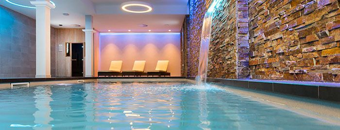 Spa Bereich 3 Tage Amsterdam im 4* Hotel mit Frühstück + Spa ab 89€ p.P.