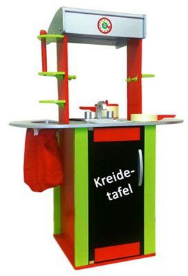Spielkueche HAPE Oxybul Spielküche aus Holz für 37,19€ (statt 65€)