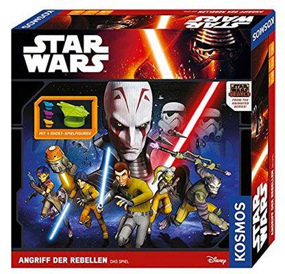 Kosmos Star Wars 697624 Rebels für 3,63€ (statt 12€)   Plus Produkt