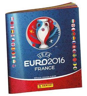 Gratis UEFA Euro 2016 Stickeralbum