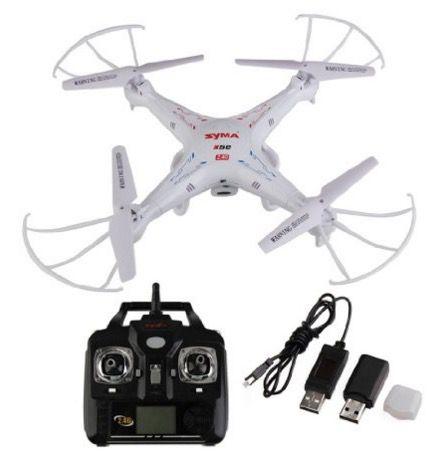 Preisfehler? Syma X5C 2.4G Kamera Quadcopter für 14,27€ (statt 43€)