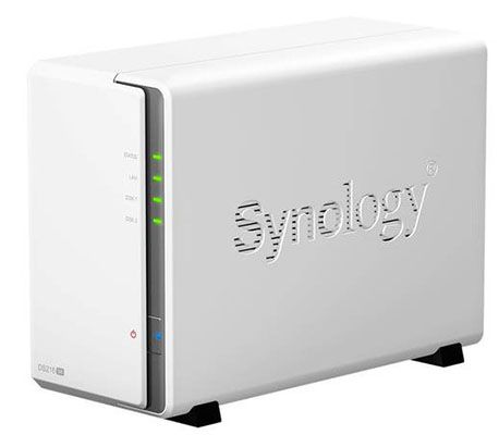 Synology DS216se NAS + 6TB für 279,95€