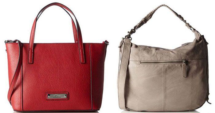 Günstige Taschen von Liebeskind, Desigual & Co. bei Amazon