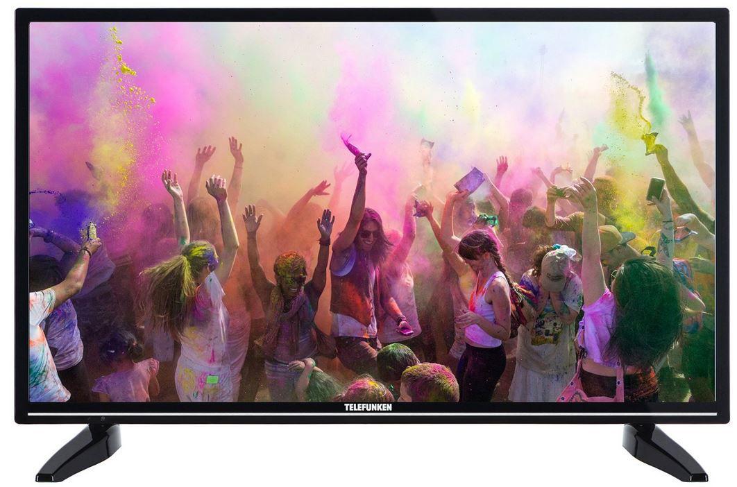 Telefunken XF32A300   32 Zoll Wlan Smart TV mit triple Tuner für nur 198€